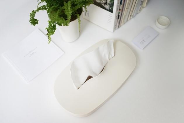 GeckoDesign 伸縮面紙盒-單色款 6
