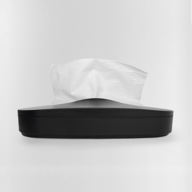 Flexible Tissue Box - Starry Black 1