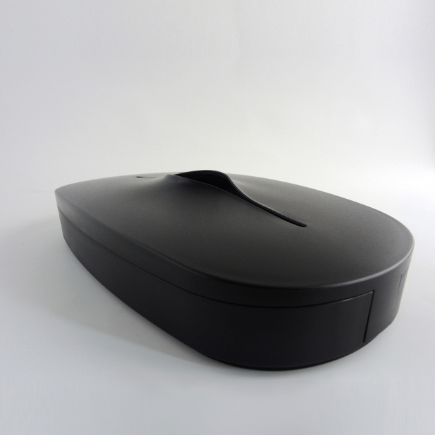 Flexible Tissue Box - Starry Black 2