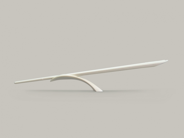 GeckoDesign Balanced 平衡箸筷架組 (2色) 1