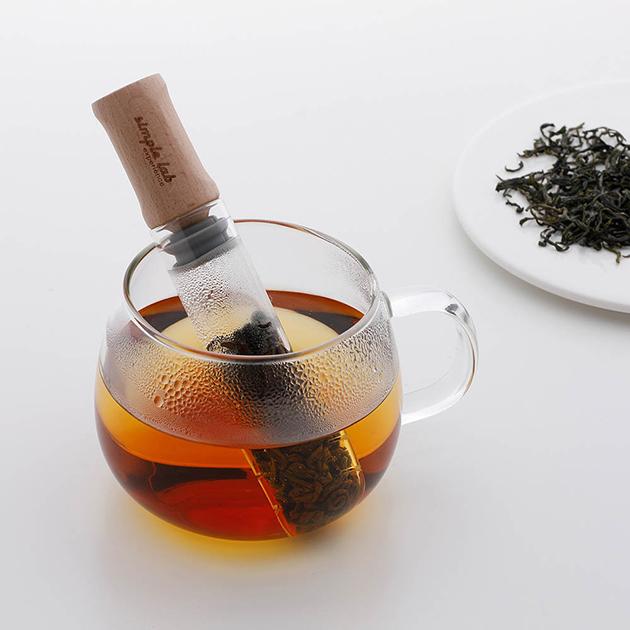 simple lab ELIXIR 試管泡茶器M 1