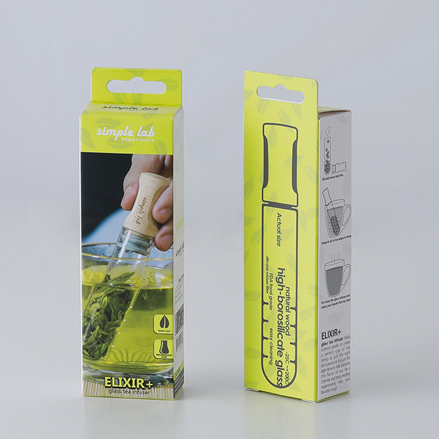 simple lab ELIXIR 試管泡茶器M 5