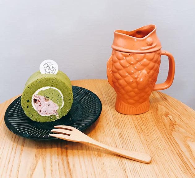 DOIY 鯛魚燒泡茶杯 (2色) 3