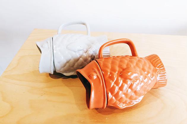 DOIY 鯛魚燒泡茶杯 (2色) 4