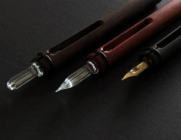 GeckoDesign 和諧之筆-專屬配件_玻璃筆頭 3