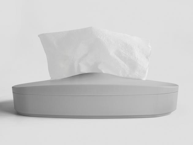GeckoDesign 伸縮面紙盒-單色款 4