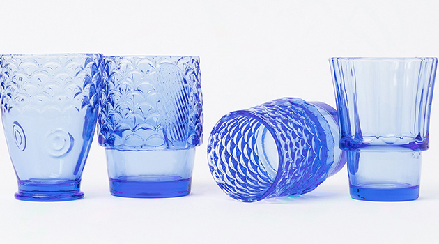 DOIY  疊疊鯉魚杯 (3色) 2