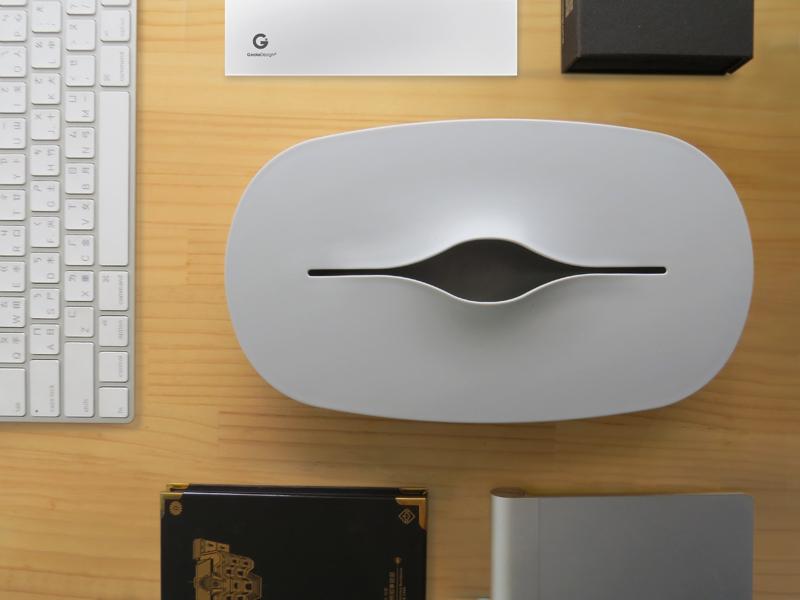GeckoDesign 伸縮面紙盒-單色款 9