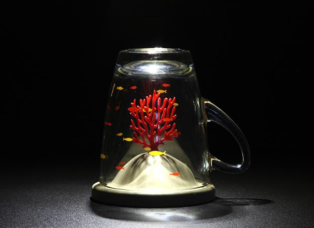 QUALY 珊瑚杯 (2色) 7