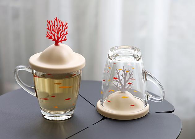 QUALY 珊瑚杯 (2色) 9