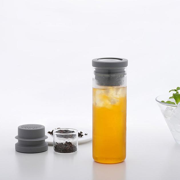 simple lab TUBO 氣壓式泡茶壺 2