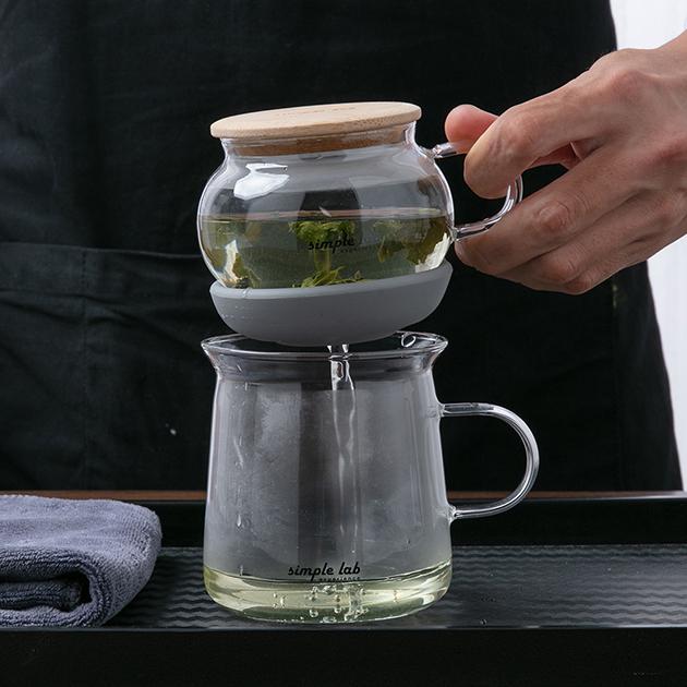 simple lab AIRO 氣壓式茶具組 2