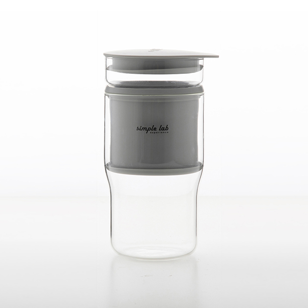 simple lab PRESSO 壓濾式隨手杯 1