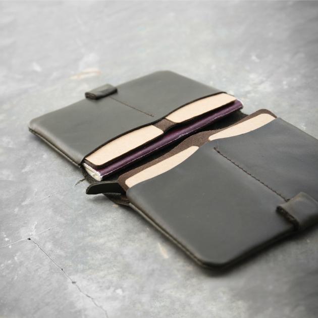 labrador 護照零錢短夾 (2色) 3