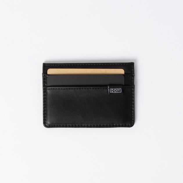 DOIY 紳士系列-皮革配件-卡夾 (2色) 4