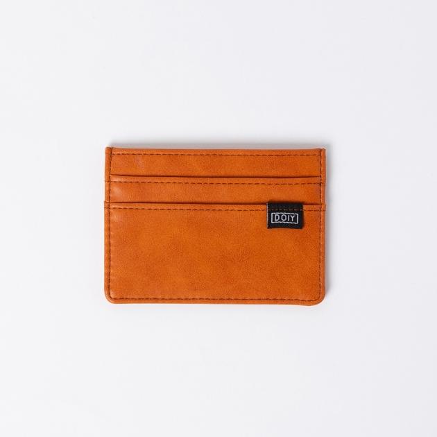 DOIY 紳士系列-皮革配件-卡夾 (2色) 1