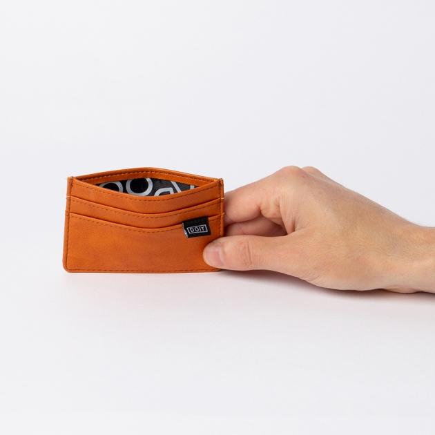 DOIY 紳士系列-皮革配件-卡夾 (2色) 6