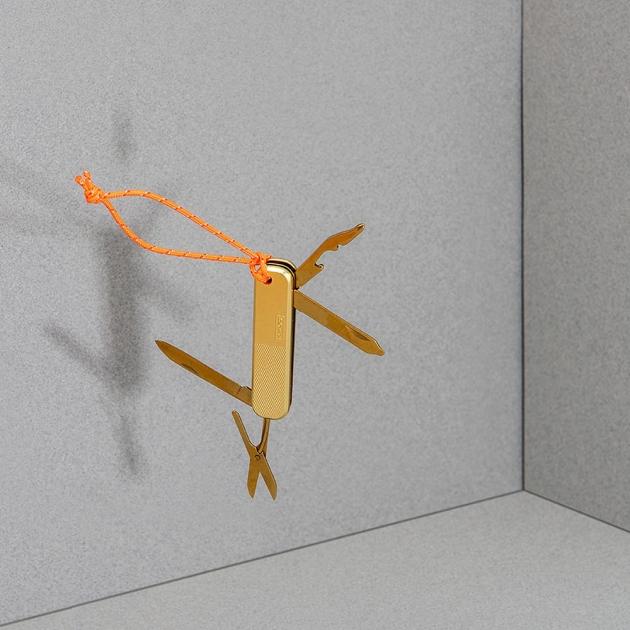 DOIY 紳士系列-金屬配件-萬能工具組 4