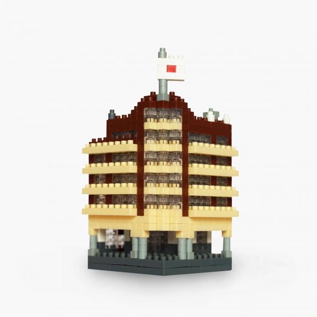 Hayashi Department Store Building Blocks 1