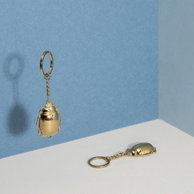 DOIY 金龜子鑰匙圈 (2色) 3