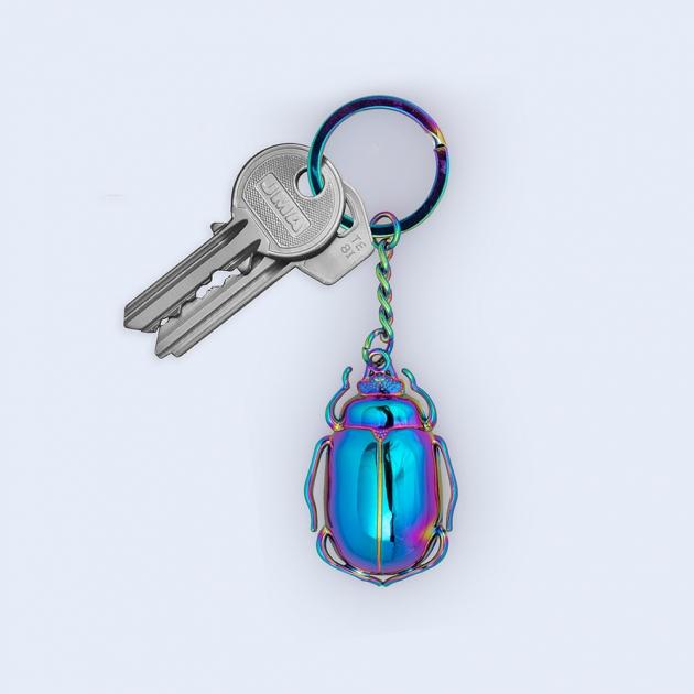 DOIY 金龜子鑰匙圈 (2色) 2
