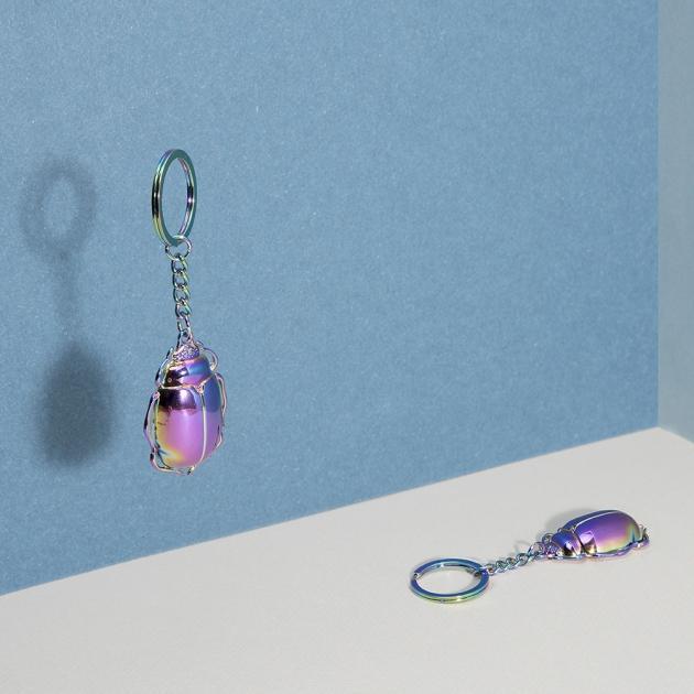 DOIY 金龜子鑰匙圈 (2色) 4