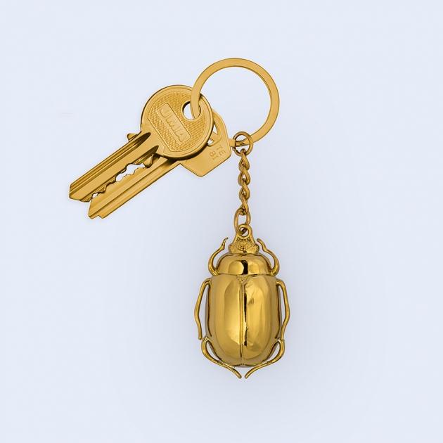 DOIY 金龜子鑰匙圈 (2色) 1