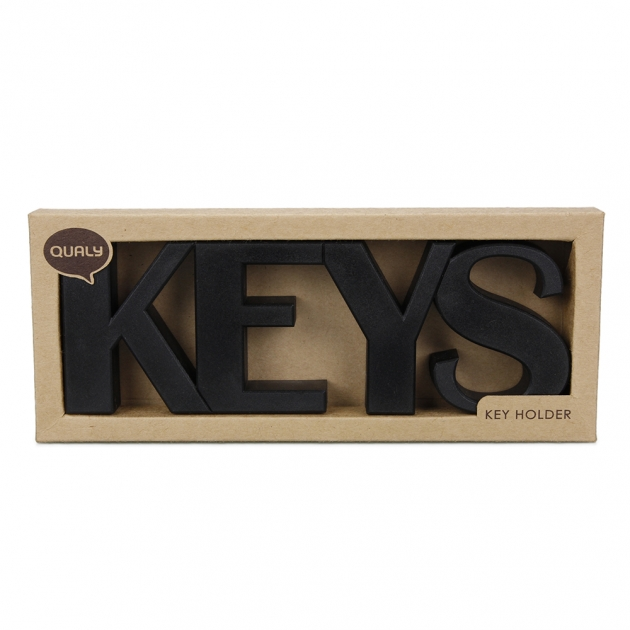 QUALY KEYS 鑰匙收納架 (3色) 5