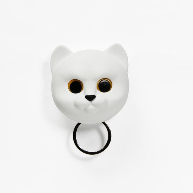 QUALY 喵喵鑰匙圈 (3色) 1