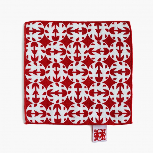 Hayashi Department Store Square Towel 1