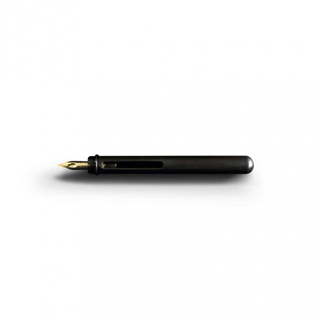 Devil Dip Pen-African Blackwood 1