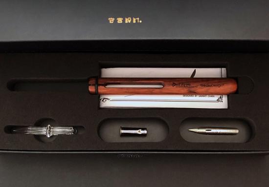 日本Zebra斑馬 沾水筆筆尖-G尖普通版 (10支盒裝) 10