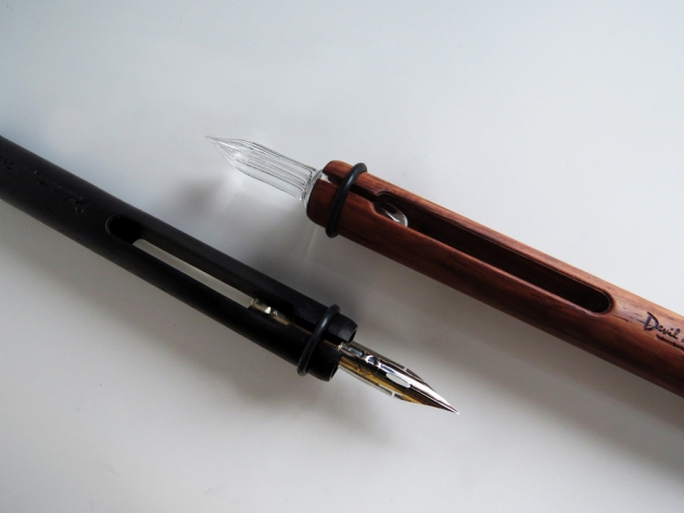 Devil Dip Pen & Oval Inkwell 5