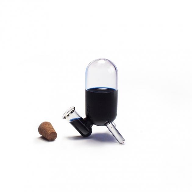 GeckoDesign 羽翼蘸水筆 x 默契墨水瓶(長) 手工製文具組 3