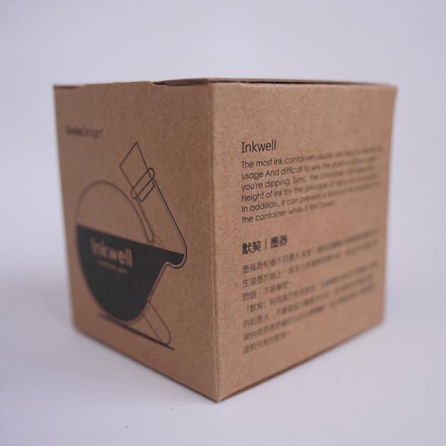GeckoDesign 默契墨水瓶(圓)-手工製品 6
