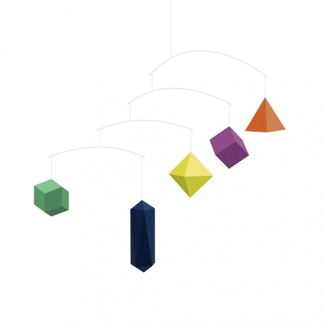 SMALL GOOD THINGS 空飄幾何-平衡吊飾 (2款) 2
