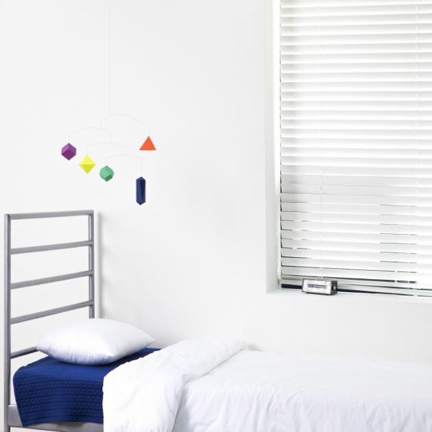 SMALL GOOD THINGS 空飄幾何-平衡吊飾 (2款) 5