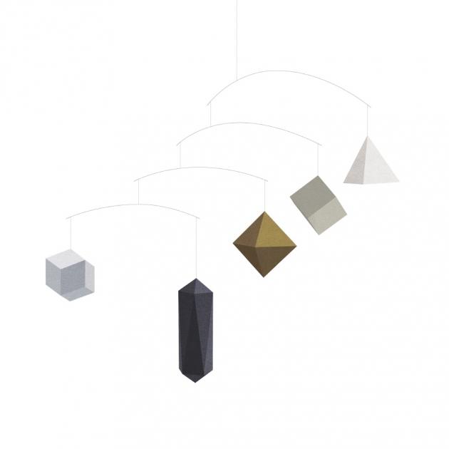 SMALL GOOD THINGS 空飄幾何-平衡吊飾 (2款) 1
