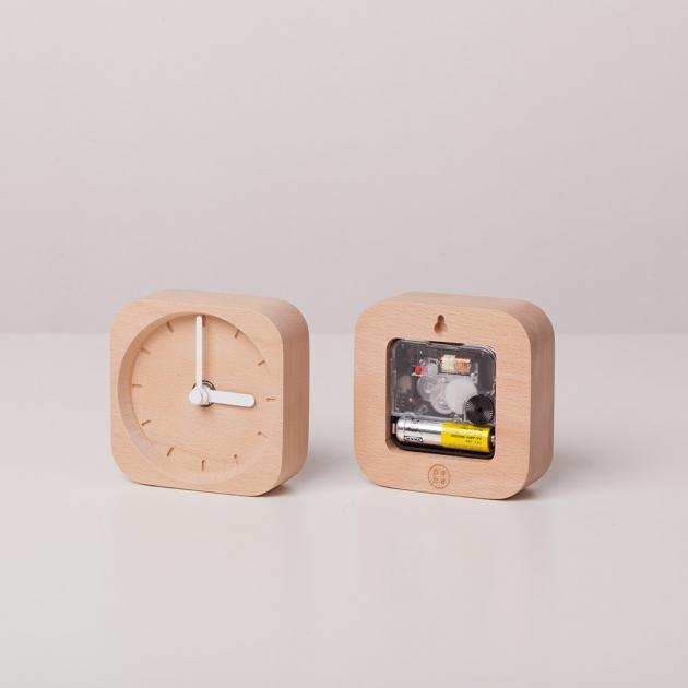 pana objects  純粹時鐘 (白針) 2
