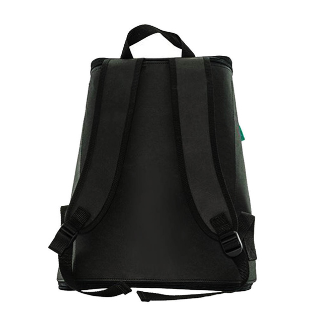 FENZ Fiber Paper Backpack - Black 2