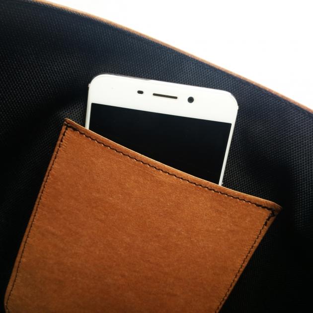 FENZ Fiber Paper Side Pack - Brown 4
