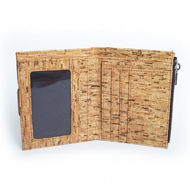 FENZ Cork Material Wallet 2