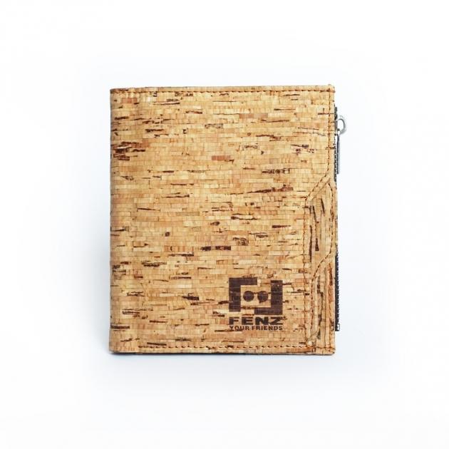 FENZ Cork Material Wallet 1