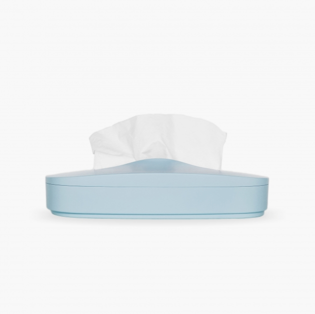 Flexible Tissue Box - Airy Blue 1
