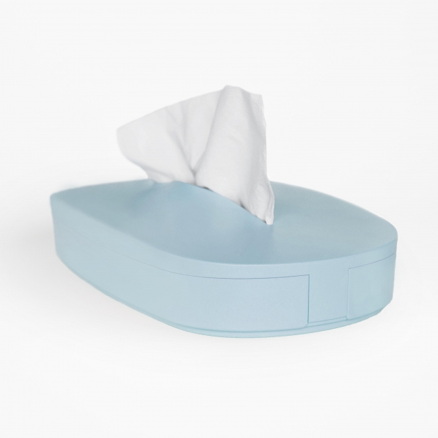 Flexible Tissue Box - Airy Blue 2