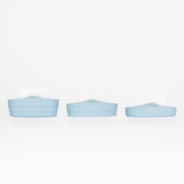 Flexible Tissue Box - Airy Blue 4