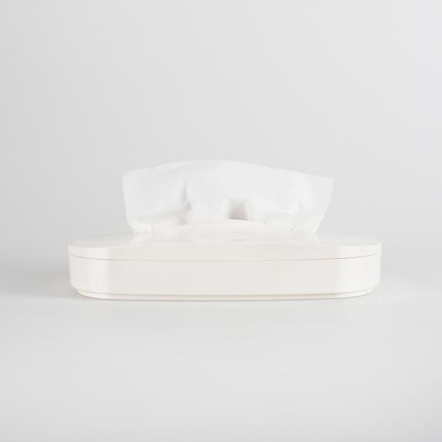 GeckoDesign 伸縮面紙盒-單色款 1