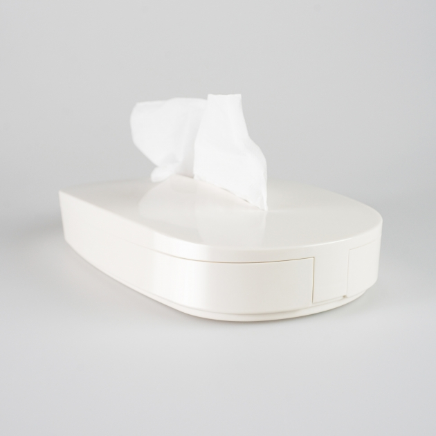GeckoDesign 伸縮面紙盒-單色款 2