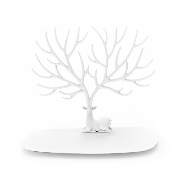 QUALY 森林鹿角S-飾品架 (2色) 2