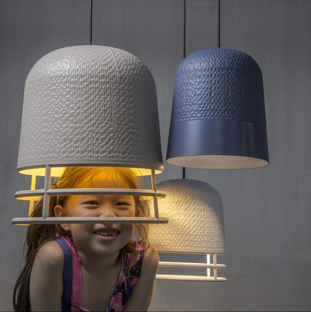 QUALY Carver Lamp-卡維爾-燈罩L (2款/3色) 5